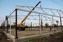 Восстановление геометрии металлоконструкций в Северодвинске и усиление зданий г.Северодвинск