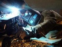 Устранение трещин и микротрещин в металле г.Северодвинск